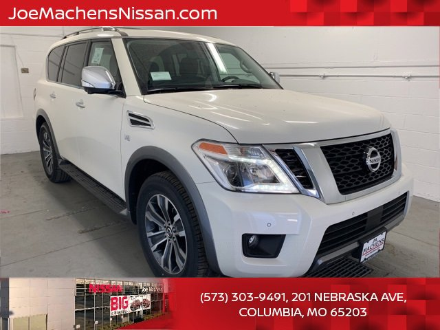 New 2019 Nissan Armada in Columbia, MO