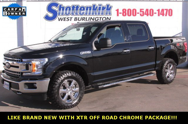 Used 2018 Ford F-150 in West Burlington, IA