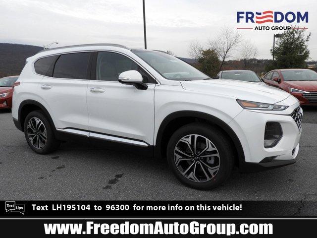 New 2020 Hyundai Santa Fe in , PA