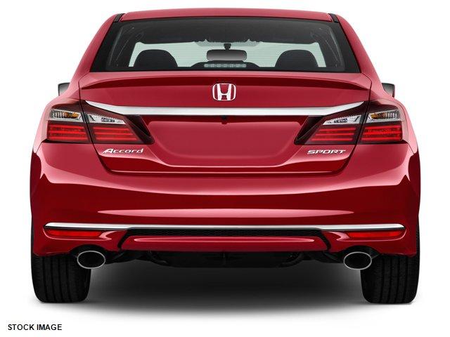 New 2017 Honda Accord Sedan Sport CVT
