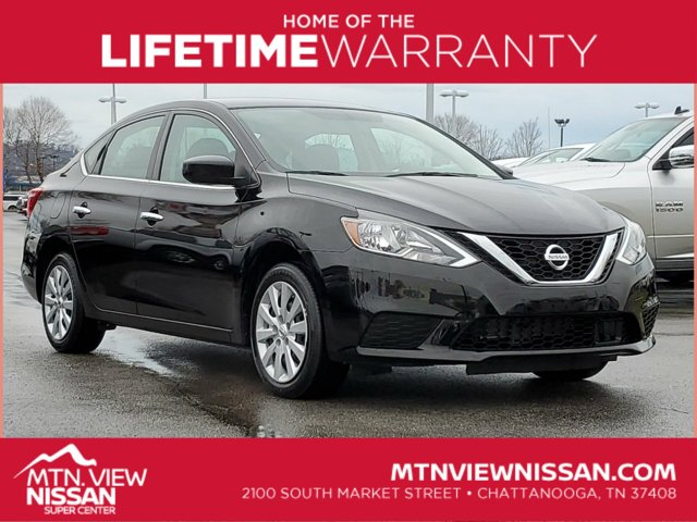 Used 2019 Nissan Sentra in Chattanooga, TN