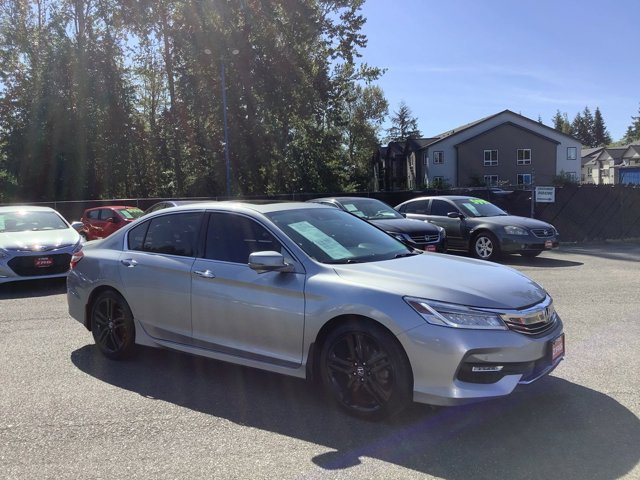 Used 2016 Honda Accord Sedan 4dr V6 Auto Touring