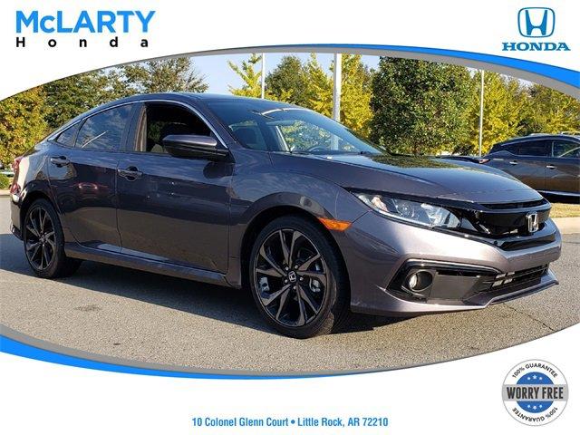 New 2020 Honda Civic Sedan in , AR
