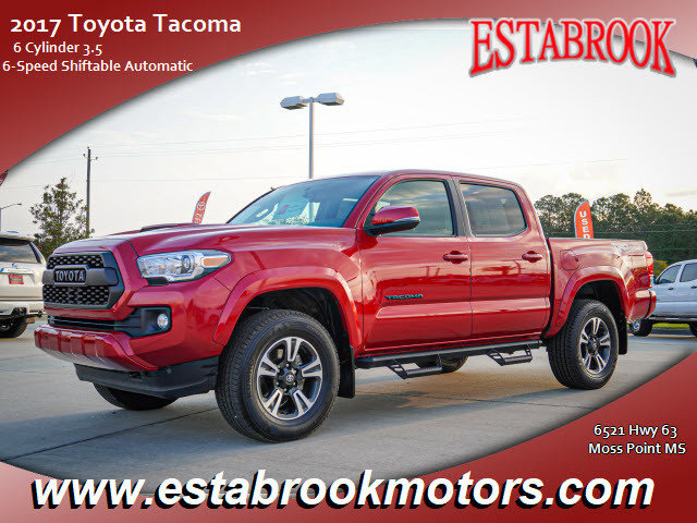 Used 2017 Toyota Tacoma in Moss Point, MS