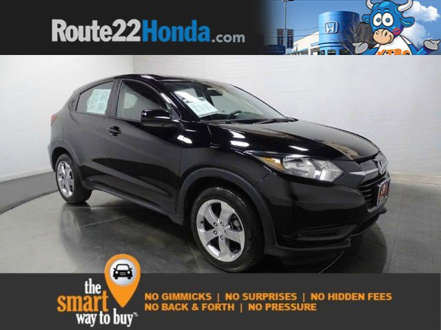 2018 Honda HR-V LX LX AWD CVT Regular Unleaded I-4 1.8 L/110 [0]