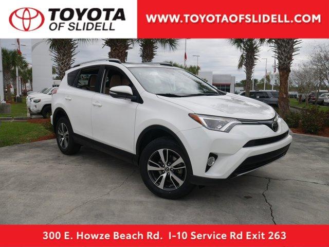 Used 2017 Toyota RAV4 in Slidell, LA