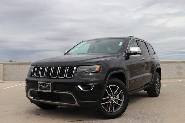 Used 2017 Jeep Grand Cherokee in , AZ