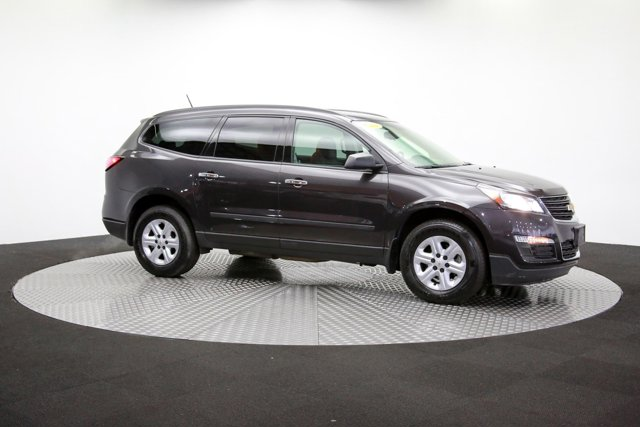 2017 Chevrolet Traverse for sale 123243 44