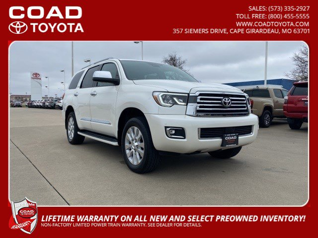 Used 2019 Toyota Sequoia in Cape Girardeau, MO