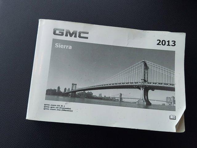 2013 GMC C-K 1500 Pickup - Sierra SLE
