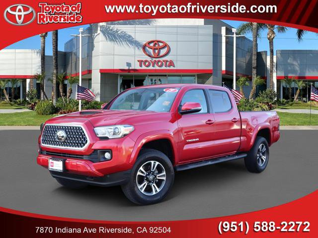 2019 Toyota Tacoma TRD Sport TRD Sport Double Cab 6′ Bed V6 AT Regular Unleaded V-6 3.5 L/211 [1]