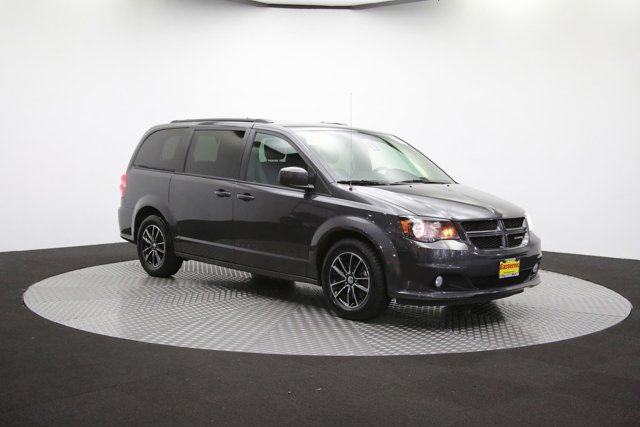2018 Dodge Grand Caravan for sale 123668 44