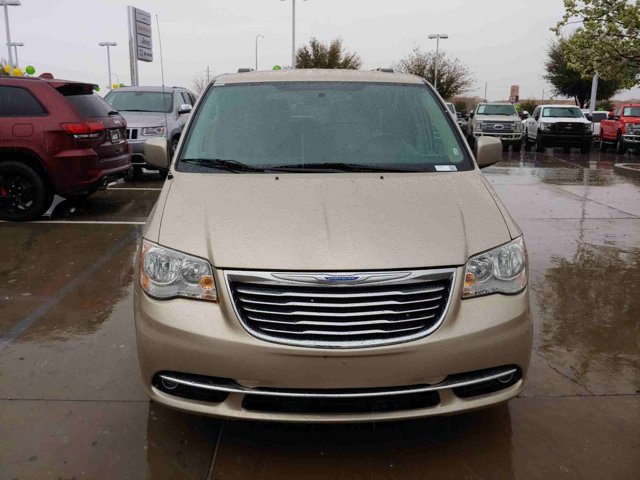 Used 2016 Chrysler Town and Country Touring