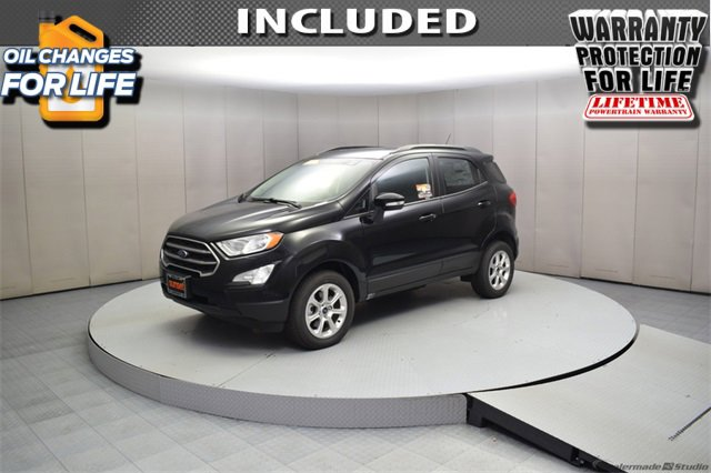 New 2018 Ford EcoSport in Sumner, WA