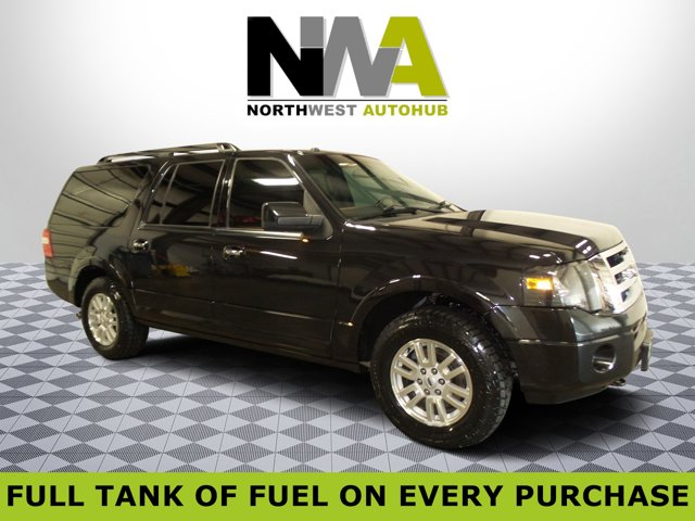Used 2014 Ford Expedition EL in Mount Vernon, WA