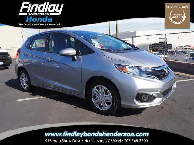 New 2020 Honda Fit in Las Vegas, NV