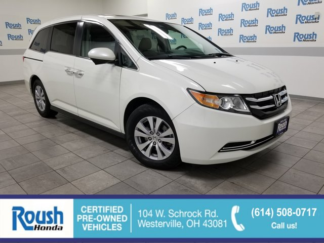 Used 2017 Honda Odyssey in Westerville, OH