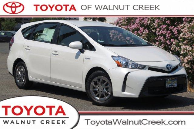New 2017 Toyota Prius V in Walnut Creek, CA