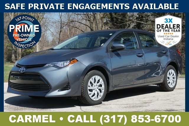 Used 2017 Toyota Corolla in Indianapolis, IN
