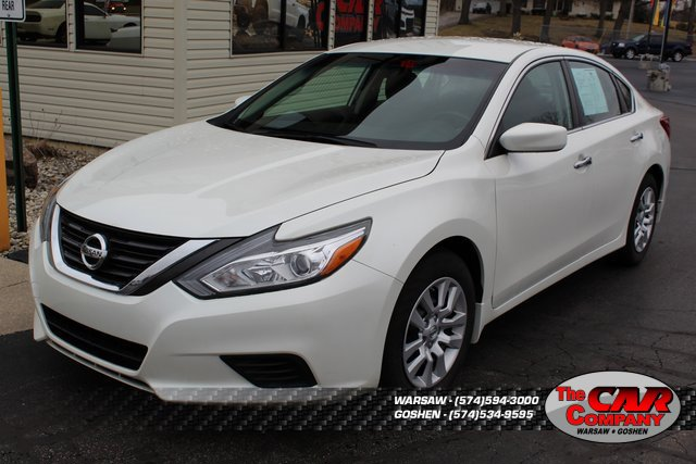 Used 2016 Nissan Altima in Warsaw, IN