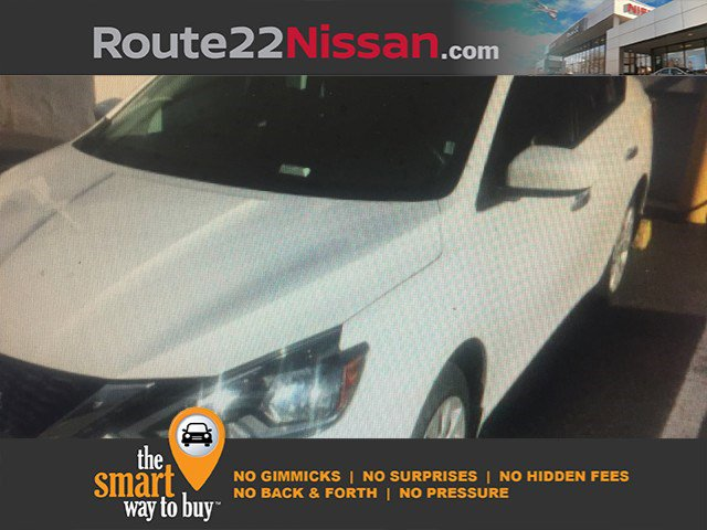 2017 Nissan Sentra SV SV CVT Regular Unleaded I-4 1.8 L/110 [2]