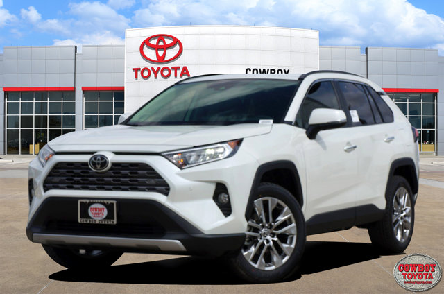 New 2020 Toyota RAV4 in Dallas, TX