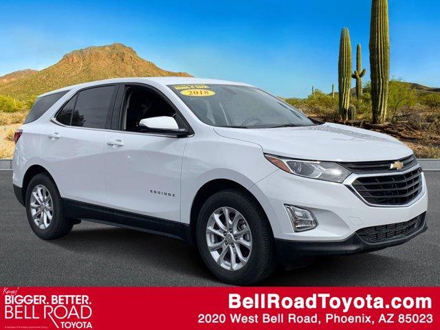 Used 2018 Chevrolet Equinox in Phoenix, AZ
