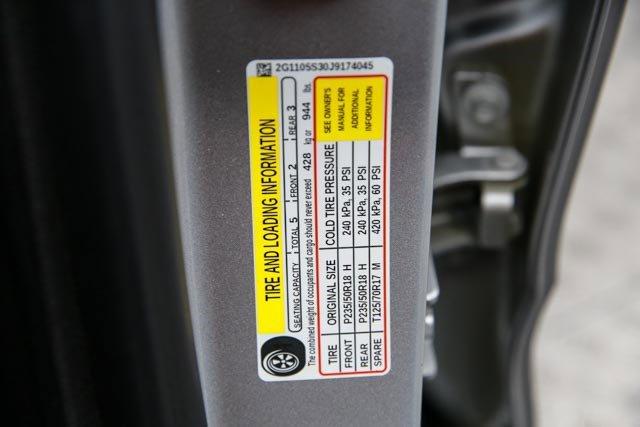 2018 Chevrolet Impala for sale 122677 29