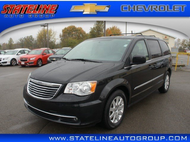 2013 Chrysler Town & Country