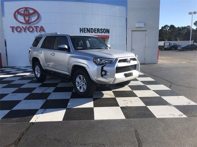 Used 2018 Toyota 4Runner in Henderson, NC
