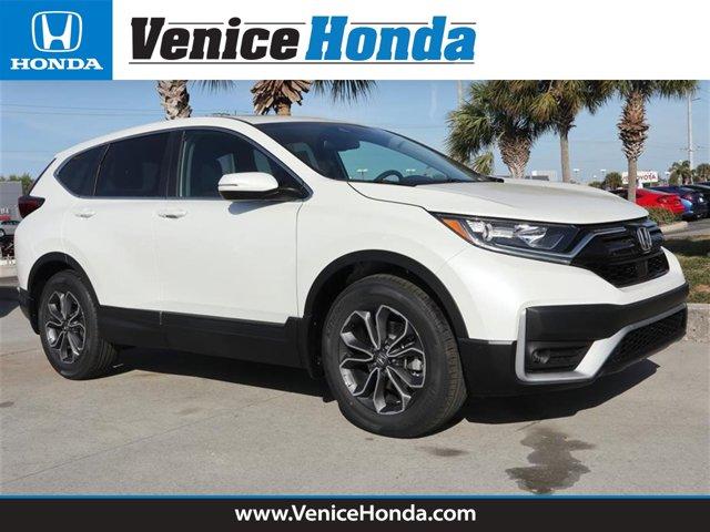 New 2020 Honda CR-V in Venice, FL