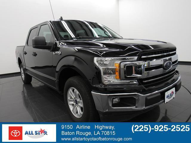 Used 2019 Ford F-150 in Baton Rouge, LA