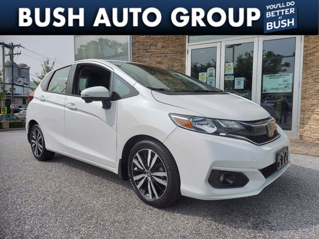 2019 Honda Fit EX-L EX-L CVT Regular Unleaded I-4 1.5 L/91 [4]