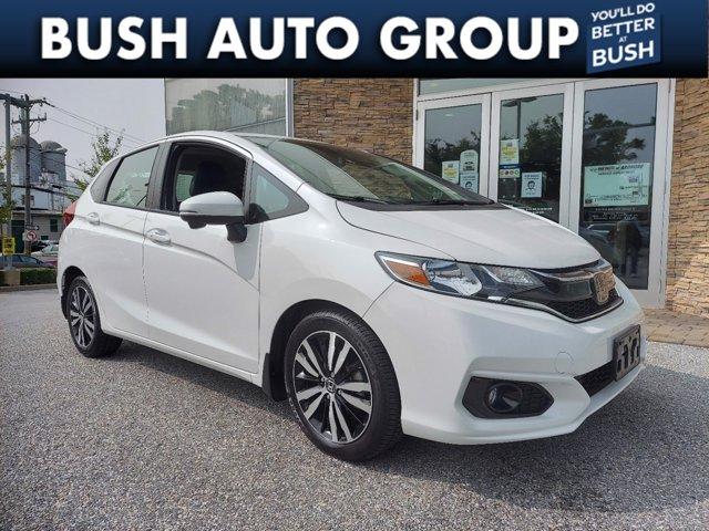 2019 Honda Fit EX-L EX-L CVT Regular Unleaded I-4 1.5 L/91 [2]