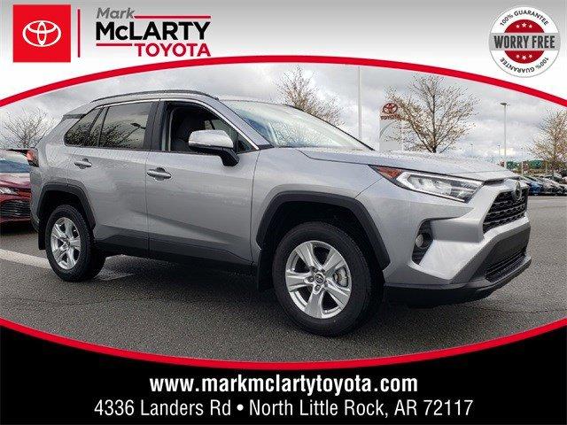 New 2020 Toyota RAV4 in North Little Rock, AR