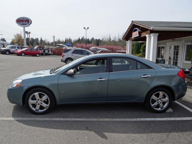 Used 2009 Pontiac G6 4dr Sdn w-1SA