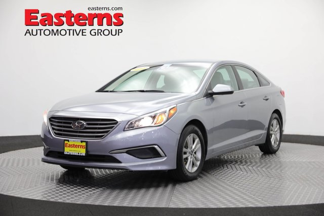 2017 Hyundai Sonata for sale 124764 0