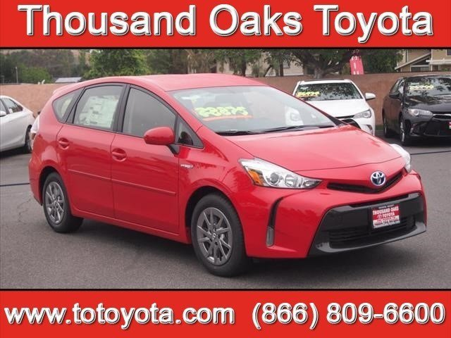 New 2016 Toyota Prius V in Thousand Oaks, CA