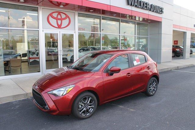 New 2020 Toyota Yaris Hatchback in Waycross, GA
