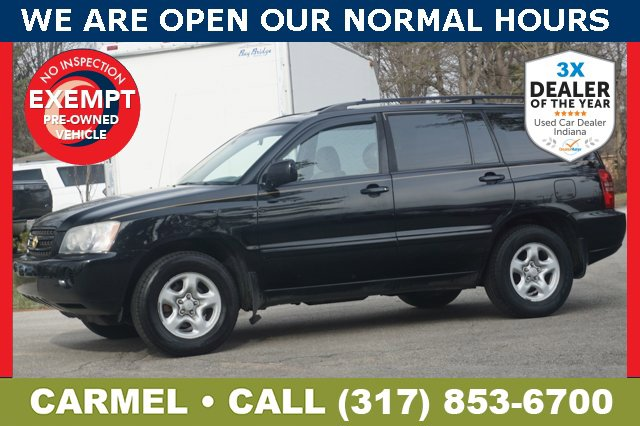 Used 2003 Toyota Highlander in Indianapolis, IN