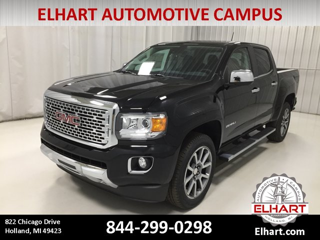 New 2020 GMC Canyon in Holland, MI
