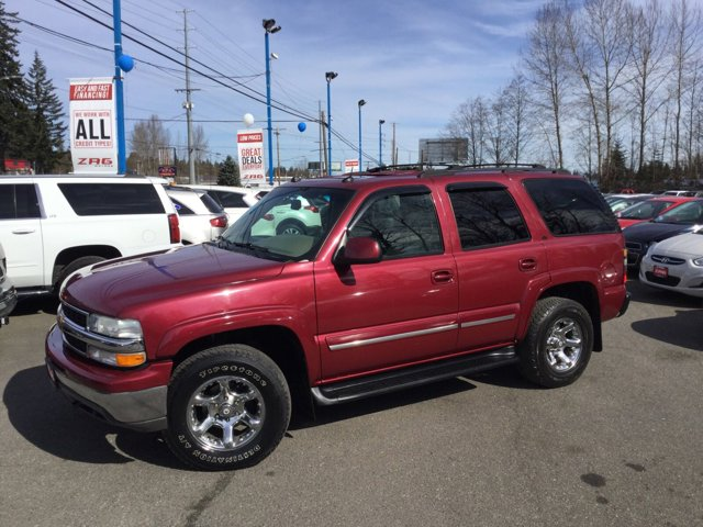 Used 2005 Chevrolet Tahoe 4dr 1500 4WD LT