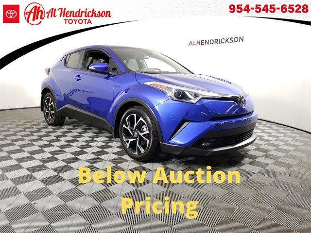 Used 2019 Toyota C-HR in Coconut Creek, FL