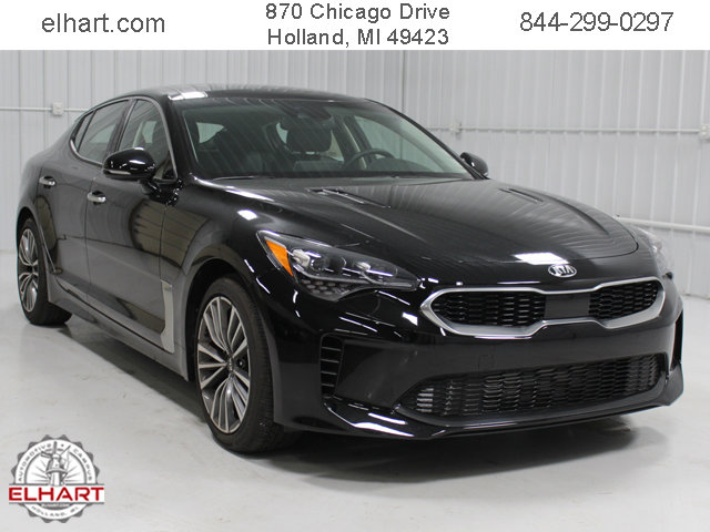 New 2018 KIA Stinger in Holland, MI