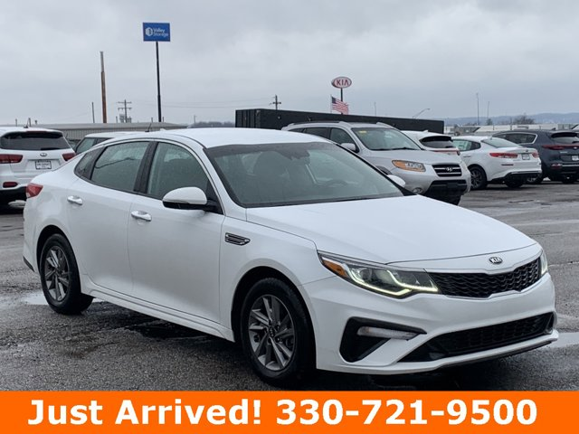 Used 2019 KIA Optima in Cleveland, OH