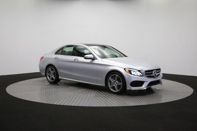 2016 Mercedes-Benz C-Class for sale 124011 44