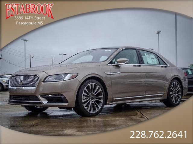 New 2019 Lincoln Continental in , MS