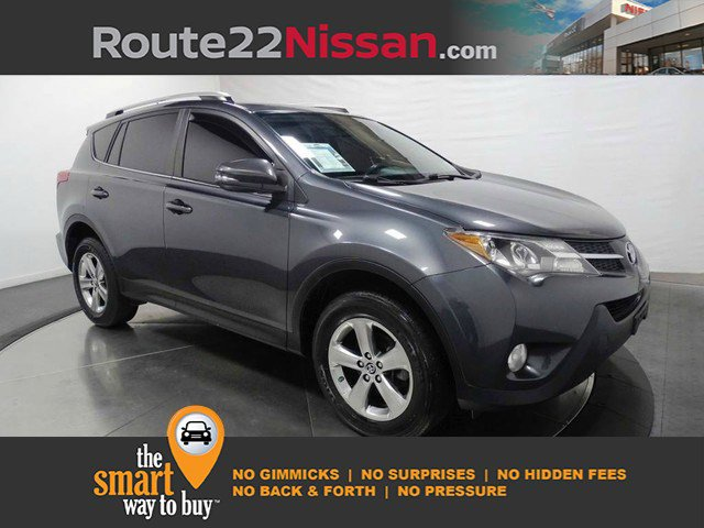 2015 Toyota RAV4 XLE AWD 4dr XLE Regular Unleaded I-4 2.5 L/152 [0]