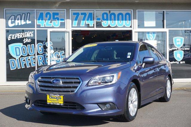 Used 2016 Subaru Legacy in Lynnwood Seattle Kirkland Everett, WA