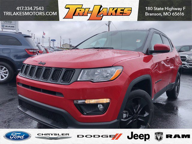 New 2020 Jeep Compass in Branson, MO